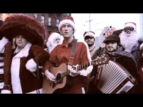 Food Will Win The War - Closer To Water - SantaCon NYC 2010