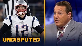 Patriots' blocking issues 'are real and they're not going away' — Eric Mangini | NFL | UNDISPUTED