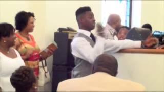 Watch Hezekiah Walker We Made It video