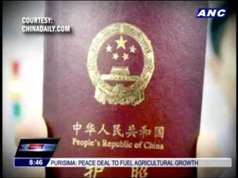 Philippines won't stamp new China passports