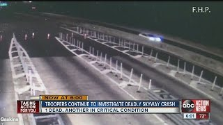 Deadly skyway crash