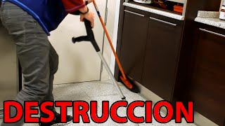 Test de DESTRUCCION - CUCARACHA en mi cocina :O