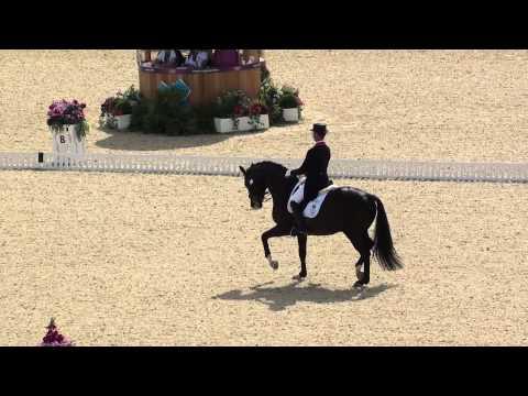 Carl Hester and Uthopia - Kur London Olympics 2012