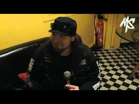 Black Label Society : Interview Nick Catanese @Paris (La Cigale) (1/2)