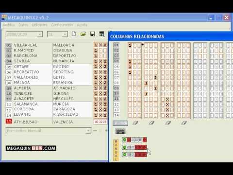 Combinación1X2. 12 triples 200 apuestas. Más fácil ganar con La Quiniela