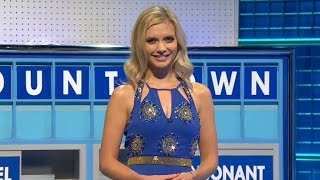 Rachel Riley - 8 Out of 10 Cats Does Countdown 10x03 2016,10,08 2100c
