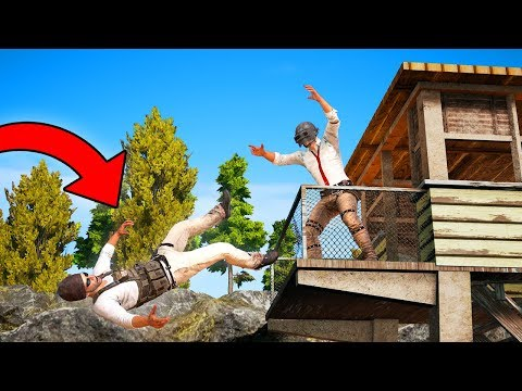 PUBG FAILS & Epic Wins: #13 (PlayerUnknown's Battlegrounds Funny Moments Compilation)