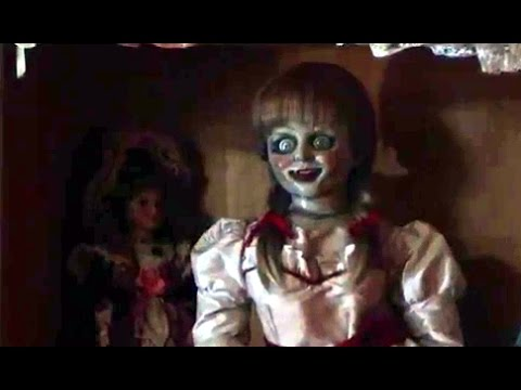 Annabelle Trailer #2 (2014) The Conjuring Horror MovieHD