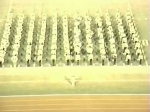 1989 Nacogdoches High School Band Marching Contest -SFA