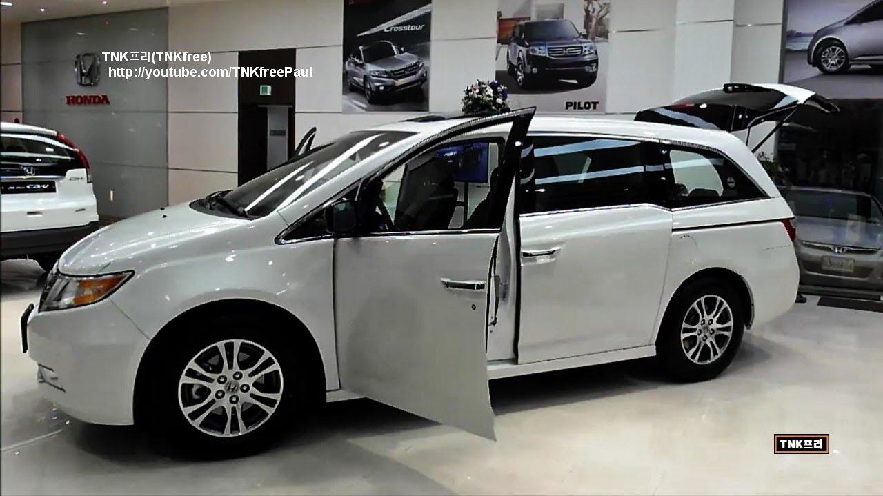 2013 Honda Odyssey Exterior Interior Youtube