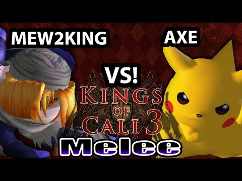 Koc3 - CT EMP | Mew2King (Sheik) Vs. Axe (Pikachu) SSBM Singles Bracket - Super Smash Bros. Melee