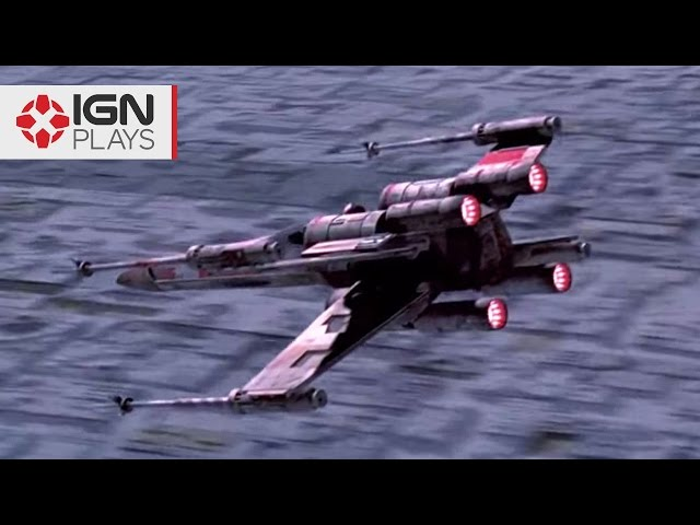 Star Wars Battlefront 2: Sabotaging a Star Destroyer - IGN Plays