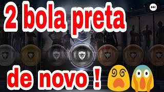 INCRÍVEL ! TIREI 2 BOLA PRETA DE NOVO !!! PES 2018 MOBILE