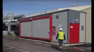 Zimmer Biomet Titanium Alloy Firevault Storage Solution.
