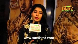 Reshmi Menon At Urumeen Movie Audio Launch