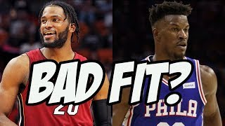 I'm Scared That Justise Winslow Will Get Worse Playing With Jimmy Butler