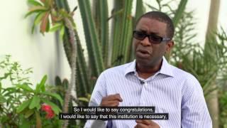 Youssou Ndour - Une ONU plus pertinente
