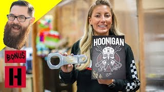 334mph Connecting Rods + Drawing With Jon: Leah Pritchett's Signature Line!