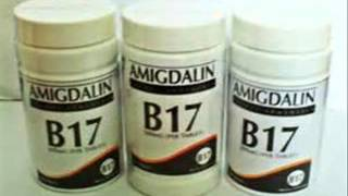 Vitamin B17 Cures Cancer