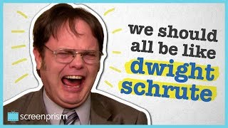 The Office: Be Like Dwight and Go Your Own Way