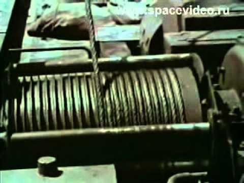 Испытание ракеты Р-14У с ядерным зарядом.СССР