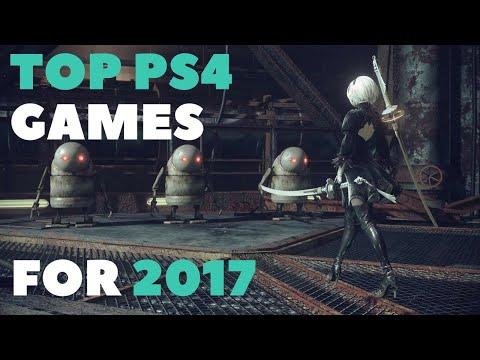 2017's Top 5 PS4 Games So Far