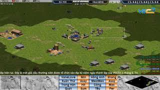 AoE 44 Random Liên Quân vs Thái Bình Ngày 23-05-2018