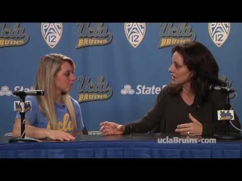 Miss Val on How the Super Bowl Relates to UCLA Gymnastics
