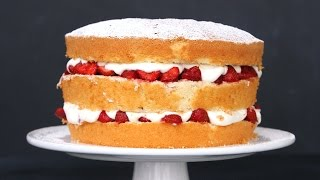How To Make A Chiffon Cake - Kitchen Conundrums with Thomas Joseph