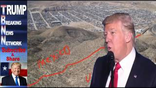 Trump Is Doing Something AMAZING On The Texas Border… Media Won't Even Talk About It