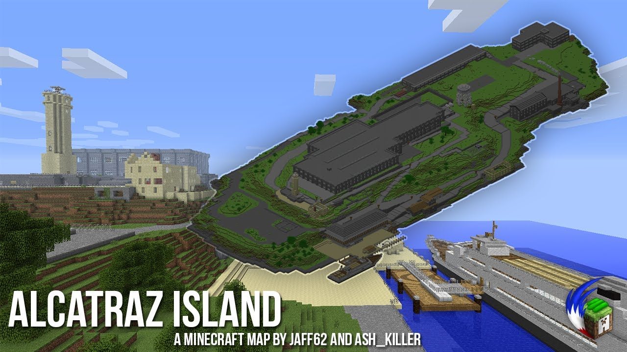 Minecraft tutorial map images minecraft tutorial map minecraft alcatraz tutorial minecraft alcatraz tutorial source abuse report baditri Gallery