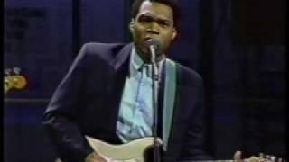 Robert Cray Tv Debut On David Letterman Smoking Gun