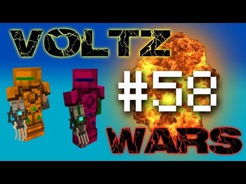 Minecraft Voltz Wars - Plasma Cannon! #58