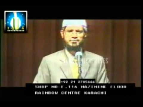 DEHLI KE SAWAL JAWAB - By DR. Zakir Naik (Part 6) Urdu/ Hindi Language