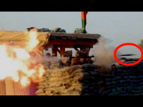 More combat footage not on YouTube at FUNKER530.com - http://vid.io/xGB ANA firing an rpg in Afghanistan.