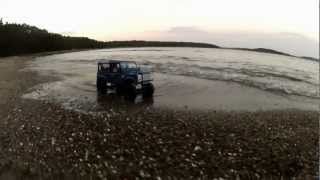RC TRAIL DEFENDER D90 BEACH EXPEDITION