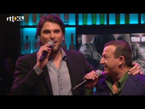 Xander de Buisonjé & Najib Amhali - Ik Weet - RTL LATE NIGHT