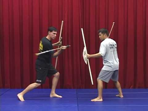 Zulu & Filipino Kali Stick Fighting Image 1
