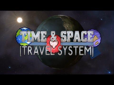 TARDIS Time/Space Travel System [Real Minecraft TARDIS] [DWCM]