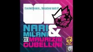 Nari & Milani vs. Maurizio Gubellini - Up (Cristian Marchi Remix) vocals by Fixout