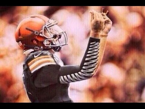 Johnny Manziel Highlights ᴴᴰ | Cleveland Browns