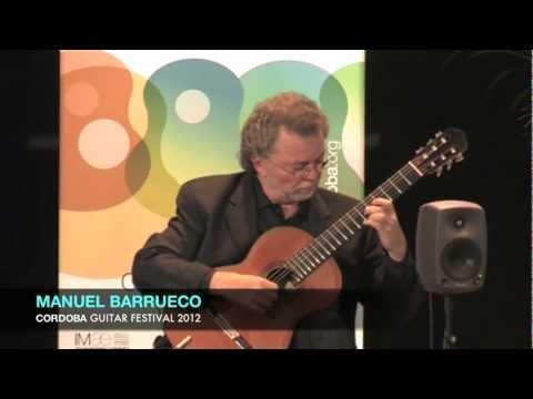 MANUEL BARRUECO Cordoba Guitar Festival 2012