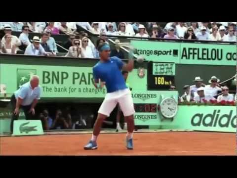 Rafa Nadal Born To Be Best (HD)