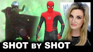 Spider-Man Far From Home Teaser Trailer BREAKDOWN