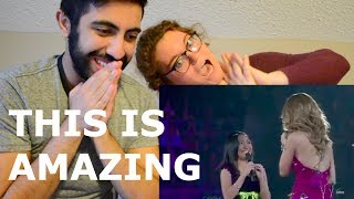 Download Lagu CHARICE PEMPENGCO AND CELINE DION BECAUSE YOU LOVED ME (REACTION) Gratis STAFABAND