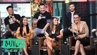 """The Cast Of """"Jersey Shore Family Vacation Part 2"""" Discusses The New Season"""