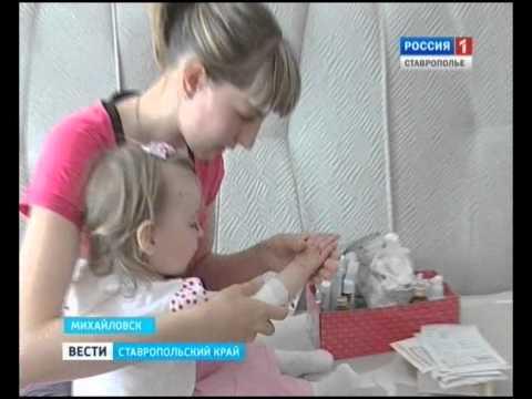 Девочка с болезнью бабочки нуждается в помощи