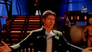 I'm Han Solo - Kinect Star Wars Gameplay