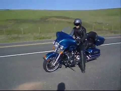 Motorcycle Roads 2a - Sacramento to Fort Bragg Video