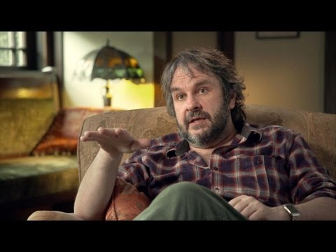 Peter Jackson 'The Hobbit: An Unexpected Journey' Interview
